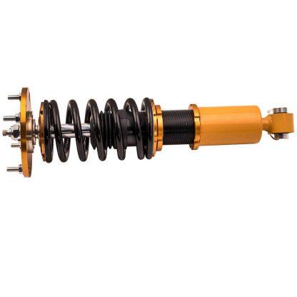 24 Ways Adjustable Damper Coilovers for Porsche Cayenne Sport 4-Door 2008-2010 Shock Absorbers