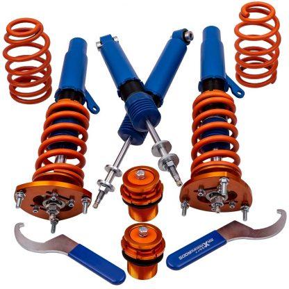 24 Ways Adjustable Damper Coilover for VW Golf 7 MK7 2012-2020 Shock Absorbers
