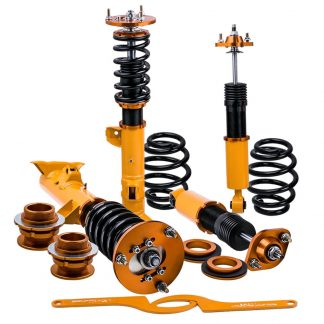 Coilover 2 Front + 2 Rear Spring Struts for BMW 3 Series E36 318i 323i 325i 328i Suspension Shock Absorber