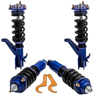 4PCS Coilover Kits For Honda Civic EM2 2001 2002 2003 2004 2005 Struts Adjust Height