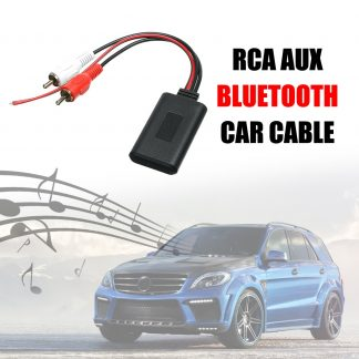 Universal Kabel Stecker Car Radio Bluetooth12V AUX Adapter RCA RC Car Radio Universal Cable Connector Auto Radio